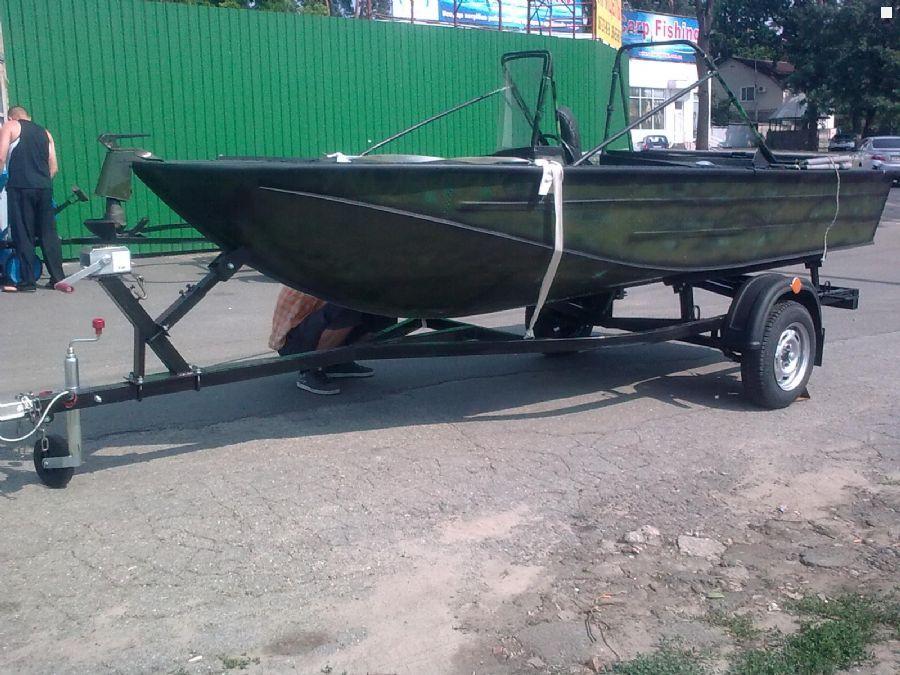 прицеп для лодок в воронеже