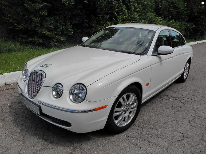 Б у запчасти jaguar s type