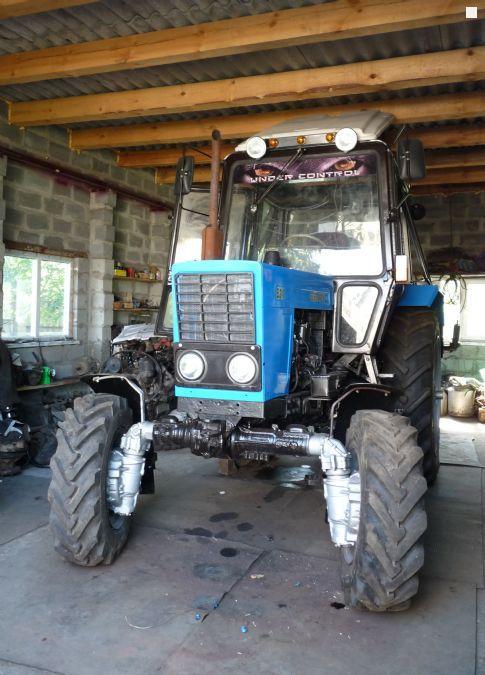 Продам трактор мтз 82.1 2013 года выпуска – купить в.