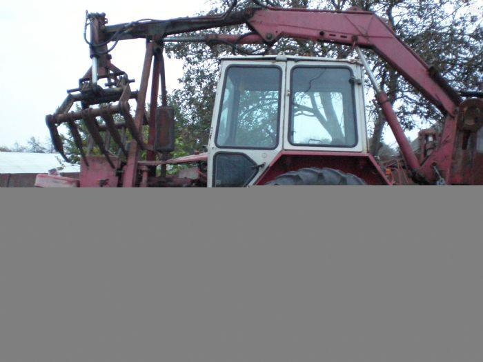 Погрузчик на трактор юмз 6
