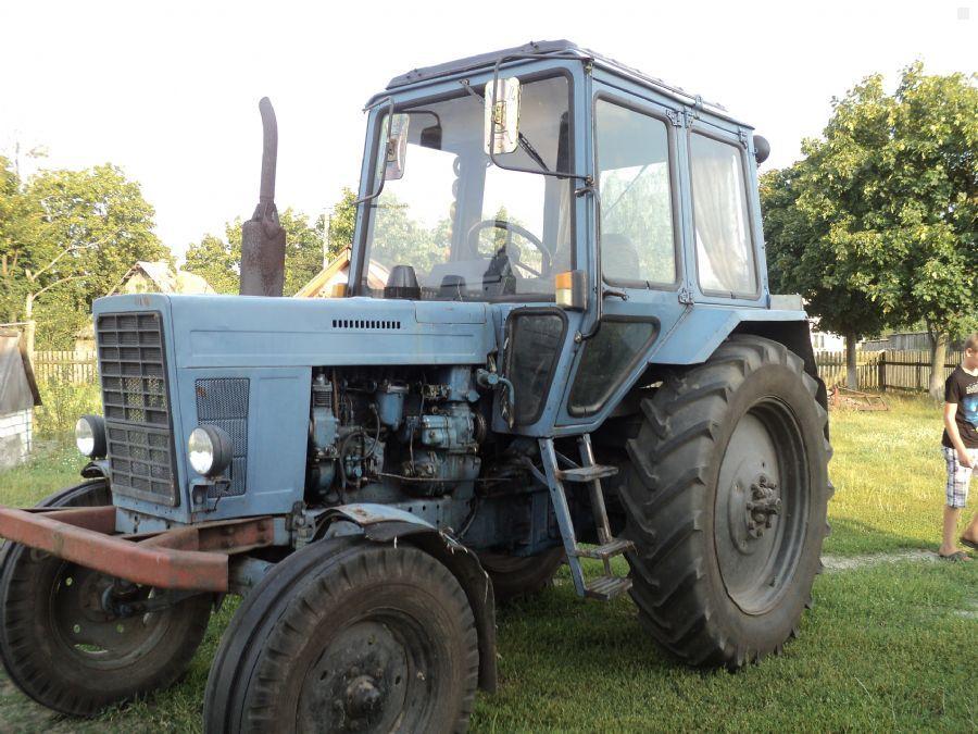 Продам МТЗ 80: 4 550 $ - Сельхозтехника Луцк на Olx