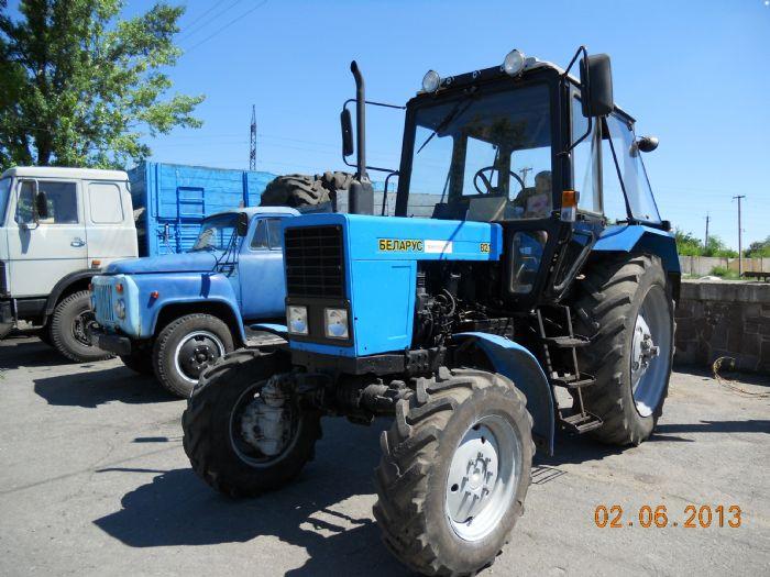 МТЗ 82 2010 ГОДА - МТЗ 82, 2010 - Тракторы и.