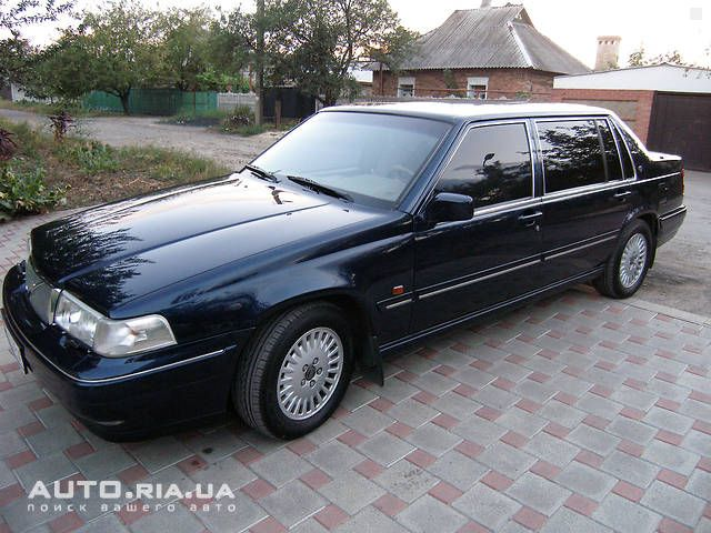 Volvo S90 Royal 1998 3 0 210