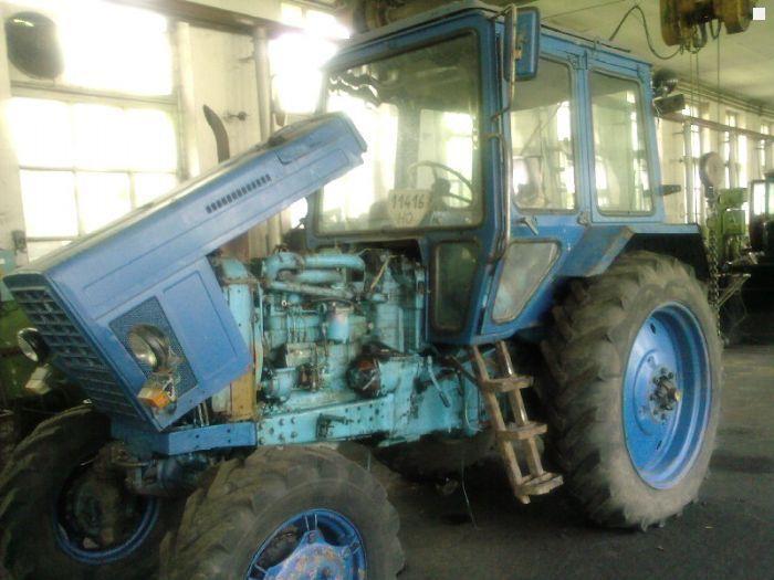 Б.У. СПЕЦТЕХНИКА Трактор в Крыму на RST