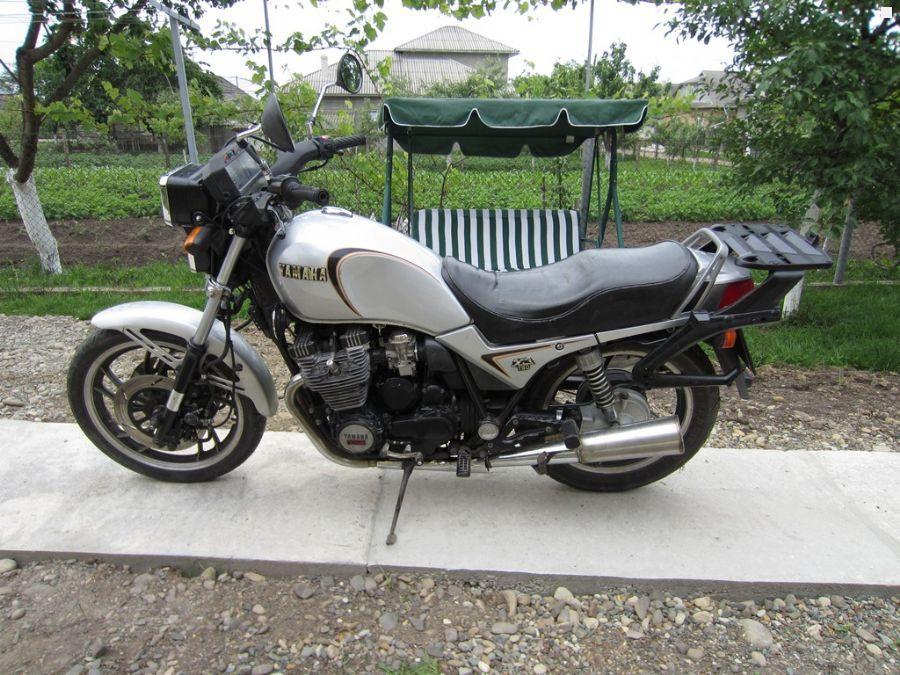 Yamaha xj 750d ii