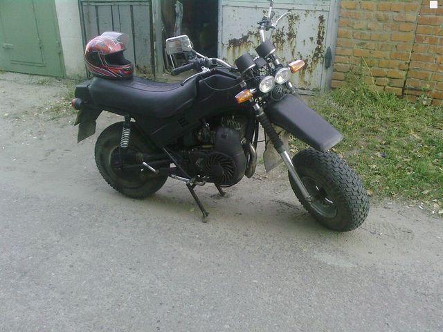 Инструкция по эксплуатации мотоцикла тула