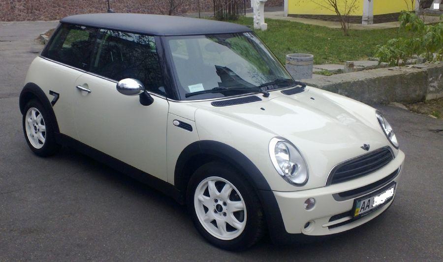 продажа Mini One Seven 2007 года 16 л пробег 30 тыскм киев