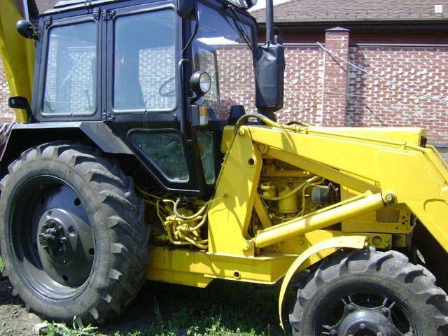Продам Экскаватор (трактор) в республике Крым. Цена.