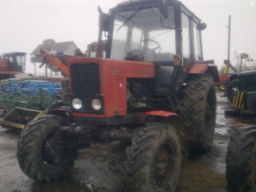 Продам МТЗ 82.1 Беларус (MT-3 82.1 Беларус), л., 2010 г.