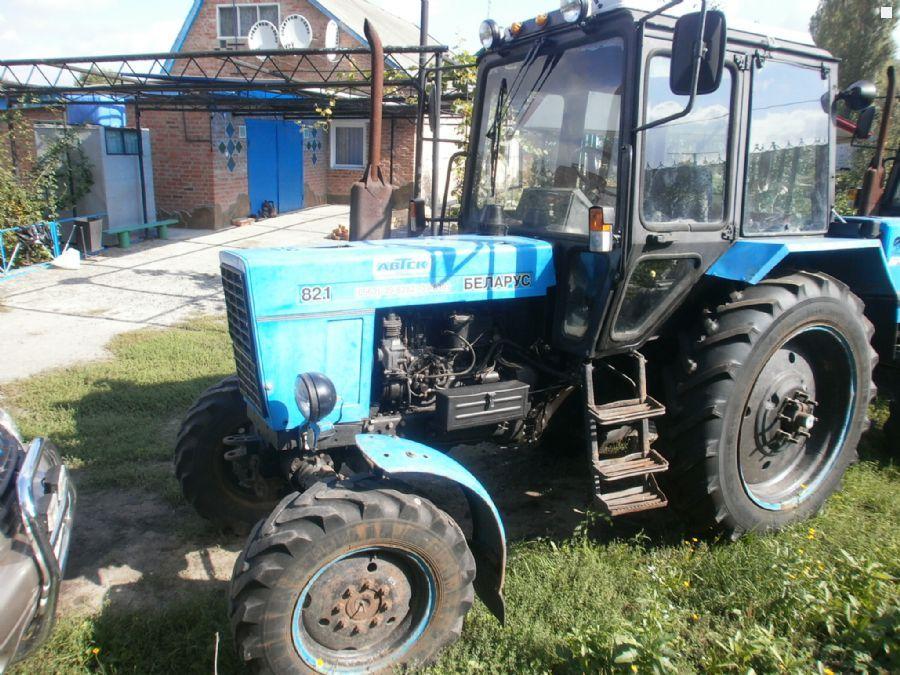 Трактор МТЗ 82 2006 года выпуска