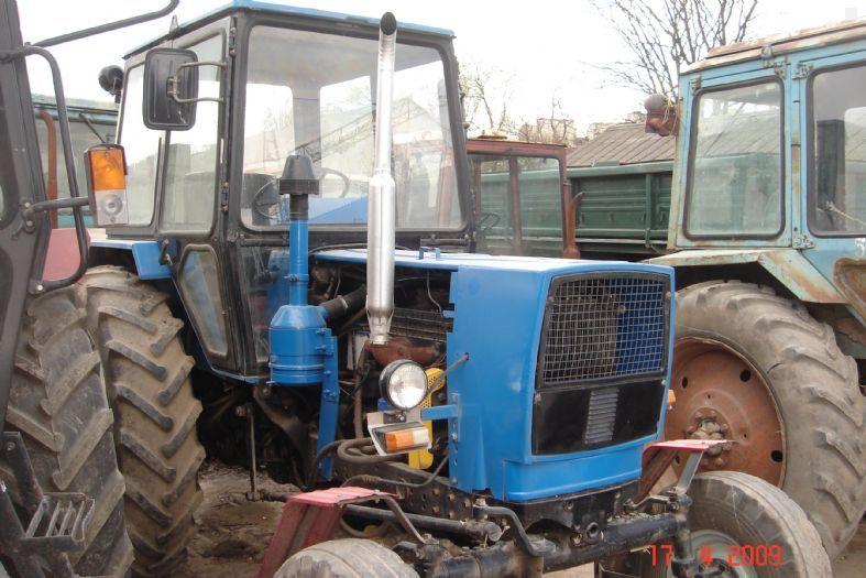 Продажа Трактор юмз 2005 года Симферополь - автобазар Украины. ID 480540 - продам б/у.