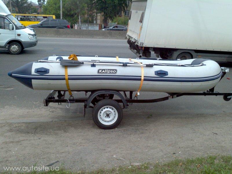 прицеп для лодки пвх бу купить в нижнем новгороде