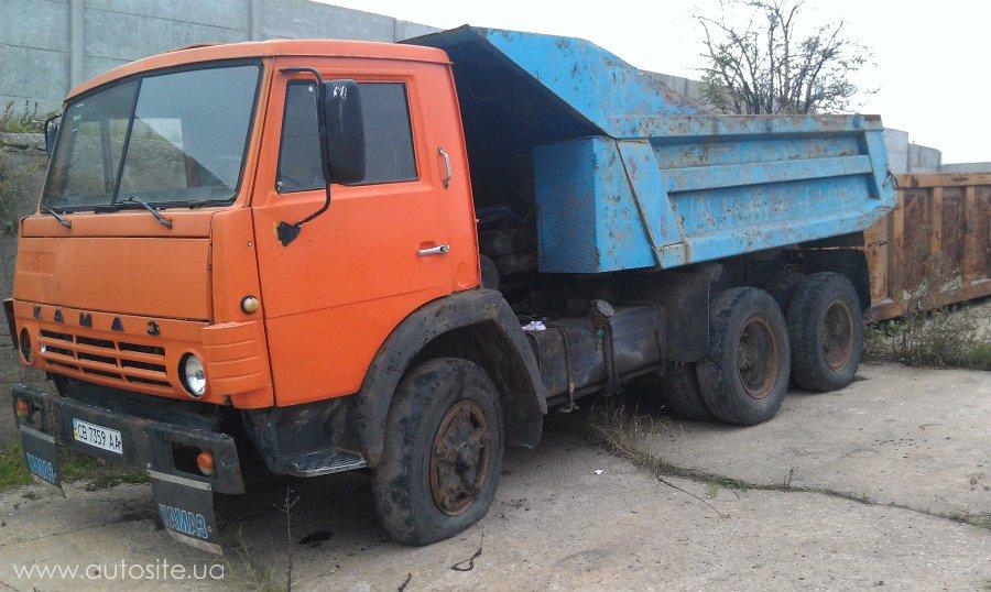 Продажа камаз 55111 сургут - 6