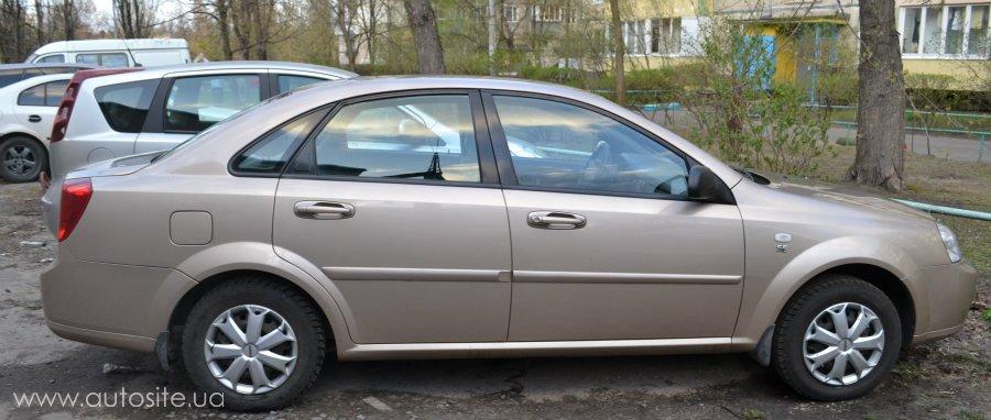 Шевроле лачетти 2007 фото
