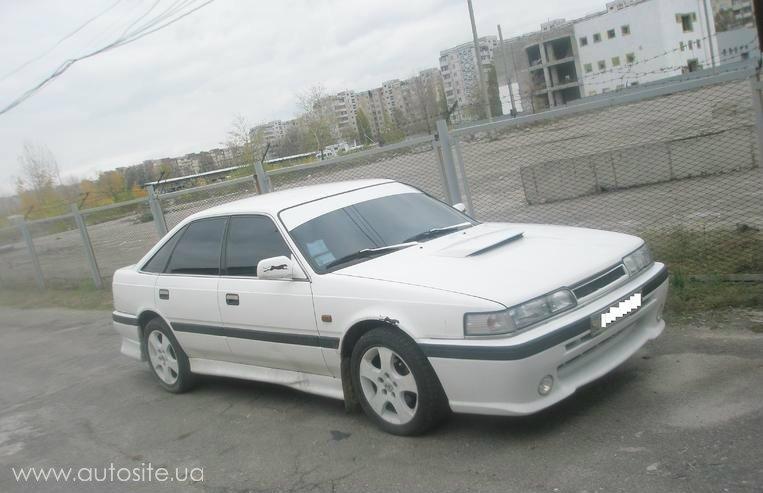 мазда 626 1989
