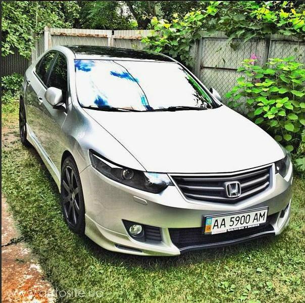 Honda accord type s 2009 2 4 90 for Honda accord type s