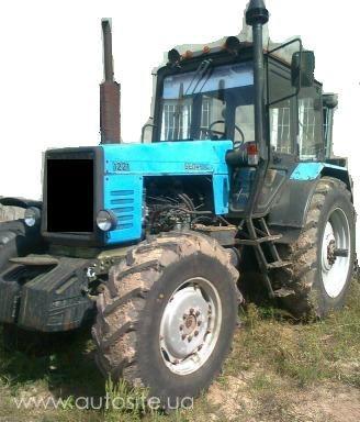 1321-1301010 Радиатор МТЗ1221 5-и рядный