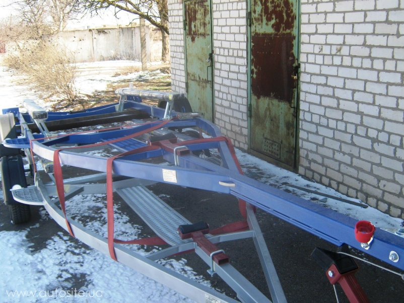 Лафет для лодки украина
