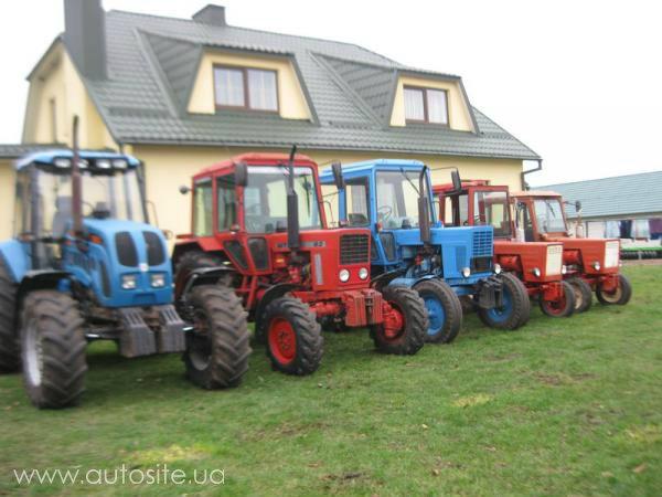 Тракторные шины для Т-25 – сложности выбора