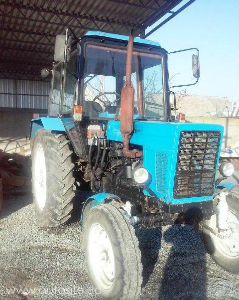 AUTO.RIA – Трактора бу в Ровно: купить Трактор в Ровно