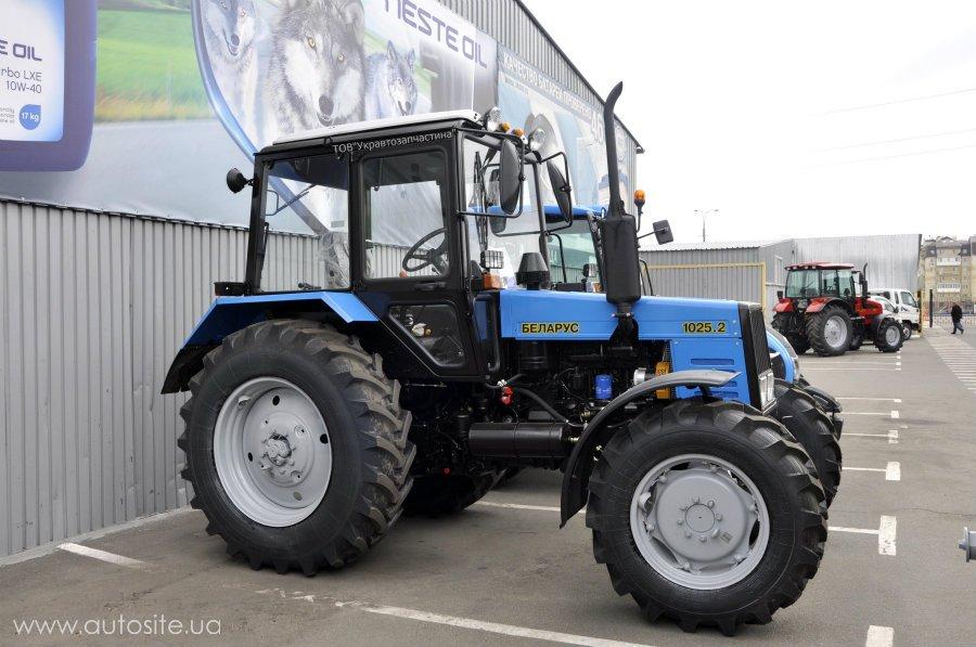 Отзывы о МТЗ 1025.2 Беларус - auto.ria.com