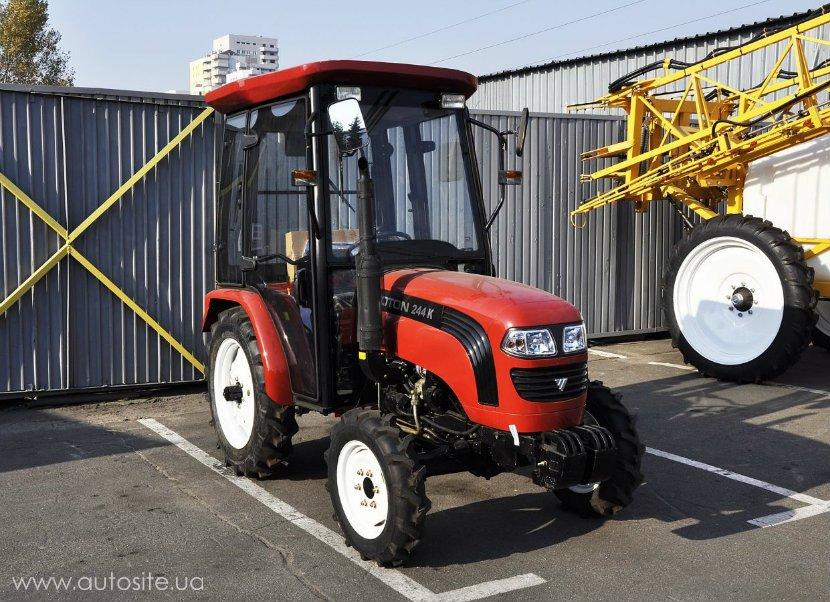Русский трактор: Подержанные трактора мтз