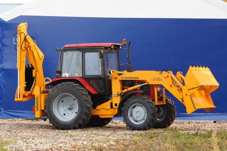 Беларус МТЗ 1221 Б/У   Продажа тракторов по объявлениям с.