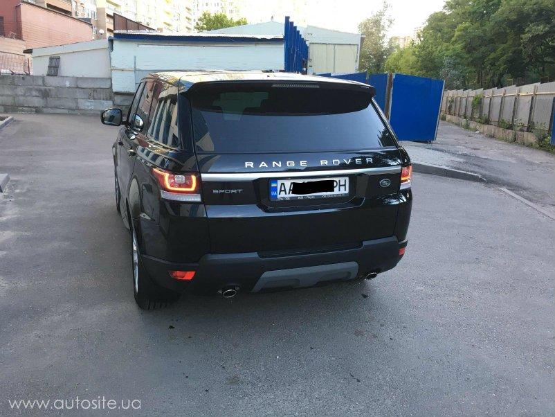 Б у запчасти range rover sport
