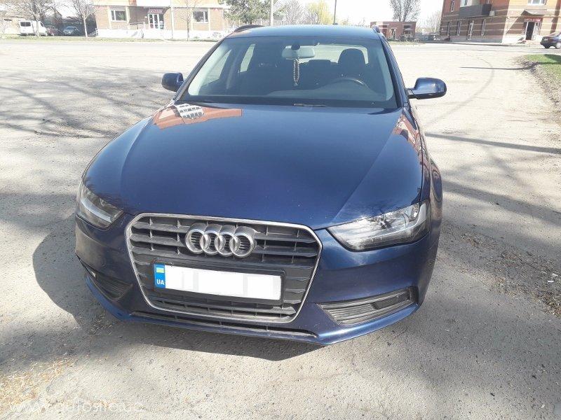 Used Audi A4 2.0