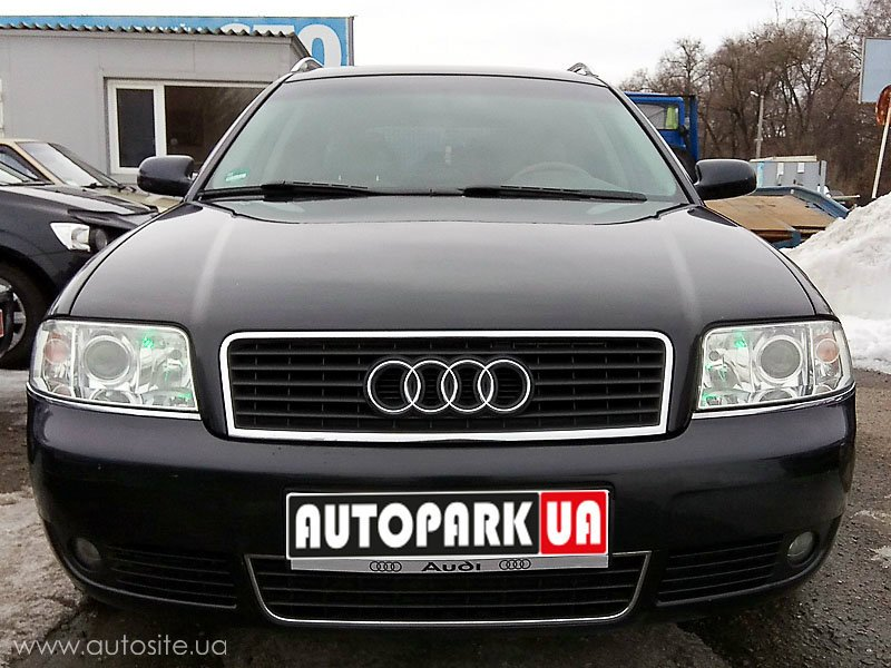 Used Audi A6 2.5 TDI